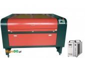 Laser co2 - Ploter laserowy do cięcia filcu, drewna, kartonu